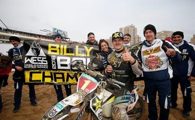 WESS: Billy Bolt je krstni svetovni prvak