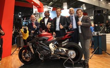 EICMA 2018: Najlepši je MV Agusta Brutale