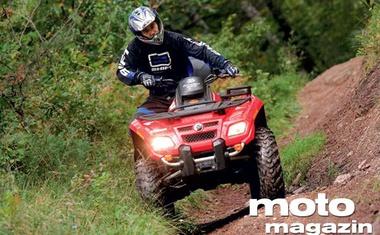 Outlander Max 650 H.Q. EFI 4x4