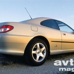 Peugeot 406 Coupé 2.2 HDi Pack