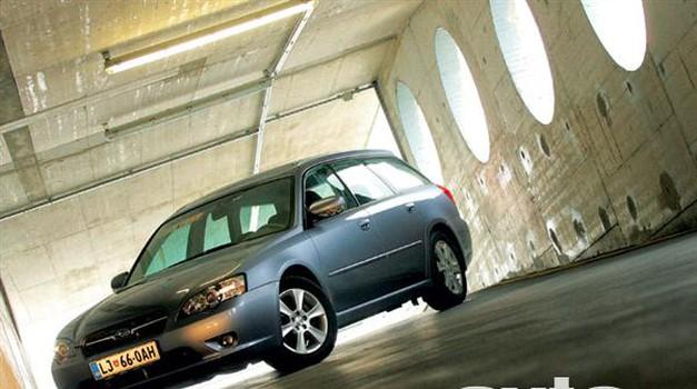Subaru Legacy Station Wagon 2.0 EC