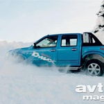 Isuzu D-Max 4WD 3.0 TD LS (Crew Cab)