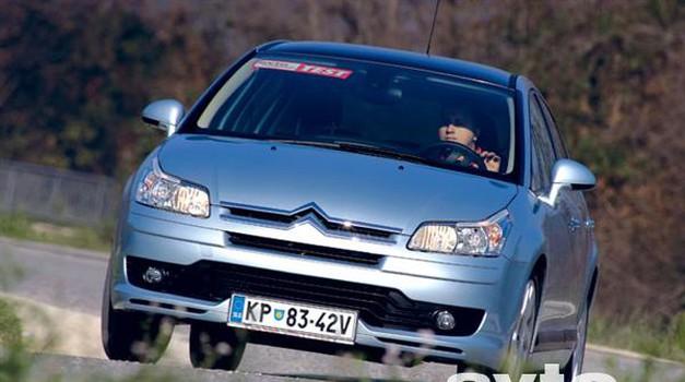 Citroën C4 1.6 HDi (80 kW) FAP BVMP VTR Pack