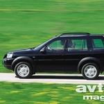 Land Rover Freelander Td4 HSE