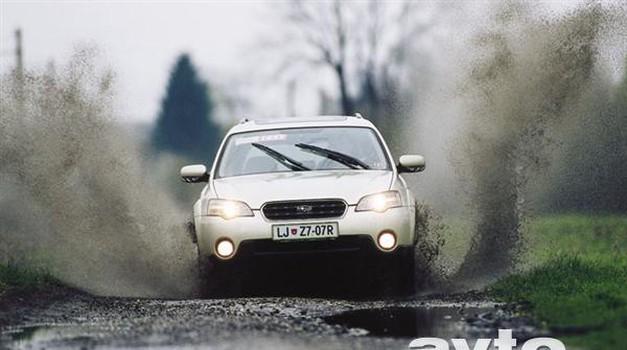 Subaru Outback 3.0 AWD