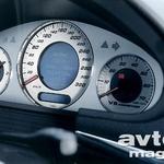Beli merilniki: hitrostni seže do 320, elektronika izklopi motor pri 250.