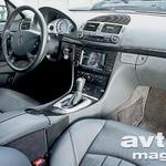 Armaturna plošča: elegantne linije, dobra ergonomija, veliko tehnične opreme.