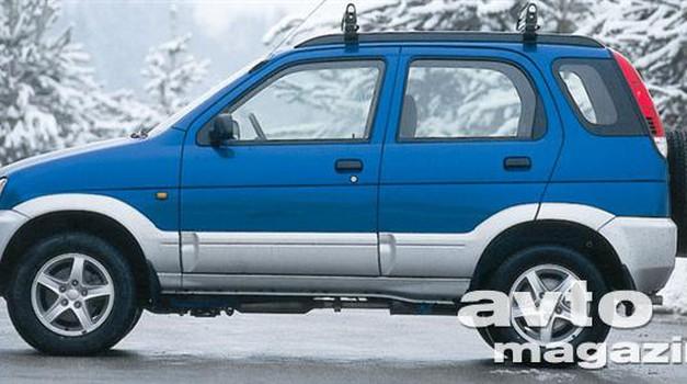 Daihatsu Terios 1.3 DVVT CXS