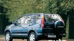 Honda CR-V 2.0i VTEC