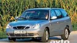 Daewoo Nubira Wagon 2.0 CDX