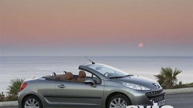 Peugeota 207 CC in RC: nova obraza!