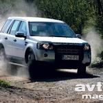 Land Rover Freelander 2 TD4 S