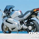 Futura je spoj zmogljivega Rotaxovega dvovaljnika z aluminijastim okvirjem, zadnjo enoročno nihajko in s celim nizom solidnih komponent. Motocikel je nasprotnik Hondi VFR.