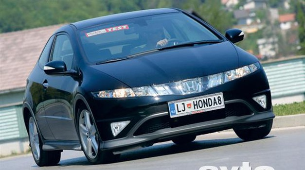 Honda Civic Type-S Plus 1.8 i-VTEC
