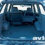 Velik in še povečljiv prtljažnik s polovično deljivo zadnjo sedežno klopjo.