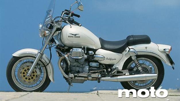 Moto Guzzi California Special