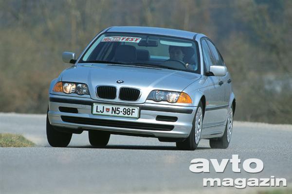 Bmw 316i Testi Avto Magazin