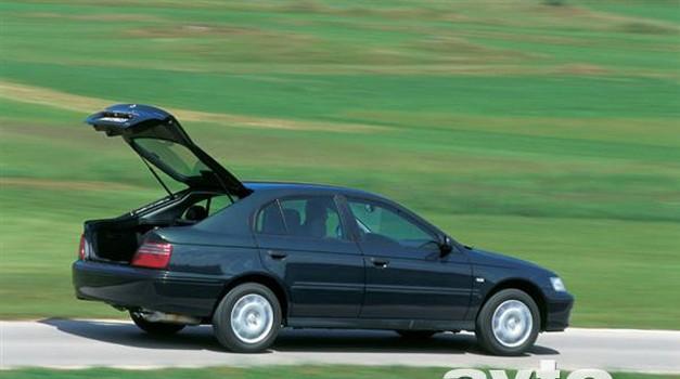 Honda Accord 1.8i LS (5 vrat)