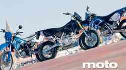 Tomos SE 50, SE 125 in SM 125