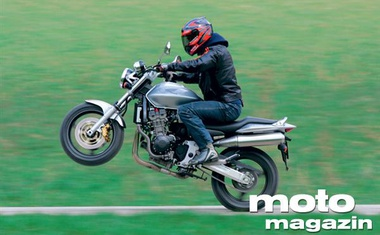 CB 900 Hornet