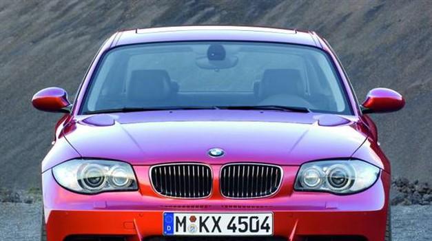 BMW 1 Coupe pri nas leta 2008