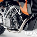 KTM 950 Supermoto