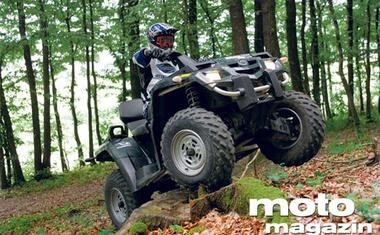 Outlander Max 400