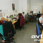 MMAML pisarna (foto: Aleš Pavletič)