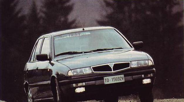 Lancia delta 2.0 16V LS