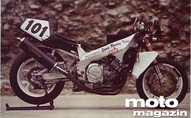 YZF 750 SP - Superbike