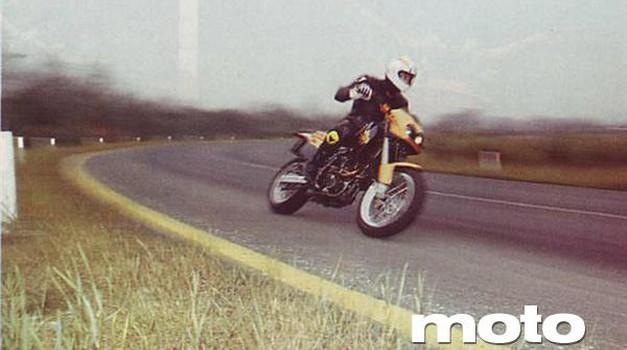 KTM DUKE - 1st edition