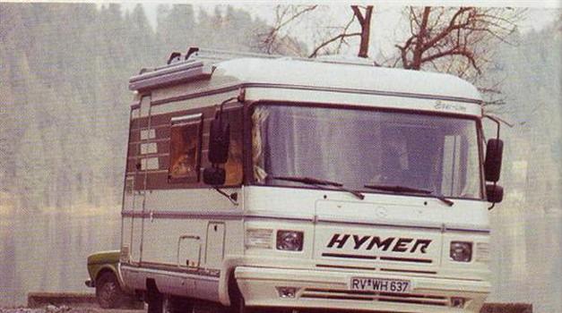Hymermobil Star-line S 580