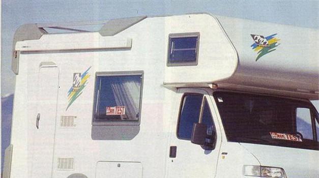 Knaus Traveller 595