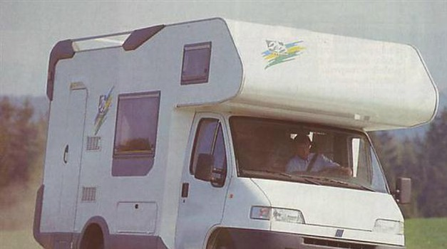 Knaus Traveller 593,685 HF,X