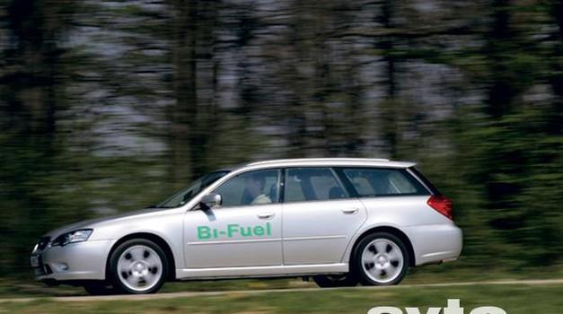 Subaru Legacy Bi-Fuel 2.0 SW