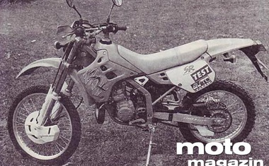 KDX 125 SR