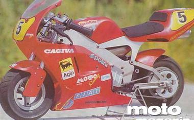 Dream bike 910