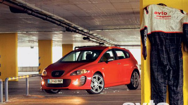 Seat Leon 2.0 TDI DSG (103 kW) Nitro