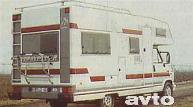 Knaus 625 TK