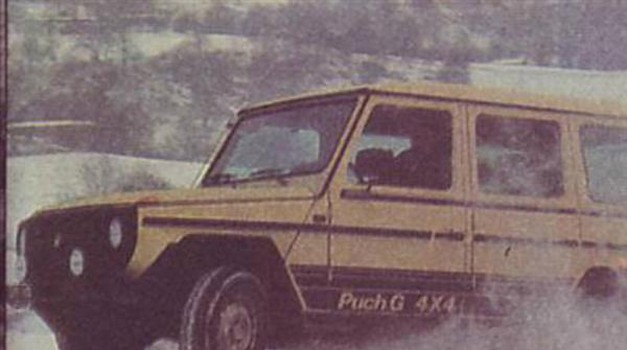 Puch 320 GE