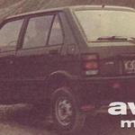 Subaru Justy J10 4WD GL