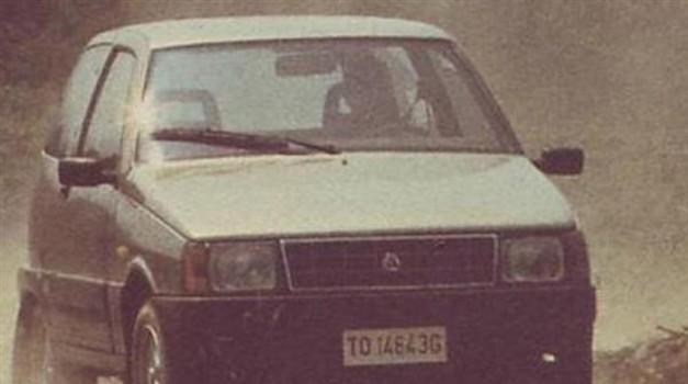 Lancia Y10 4WD