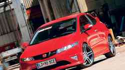 Honda Civic 2.0 i-VTEC Type-R Plus