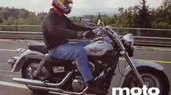 Kawasaki VN1500 Classic