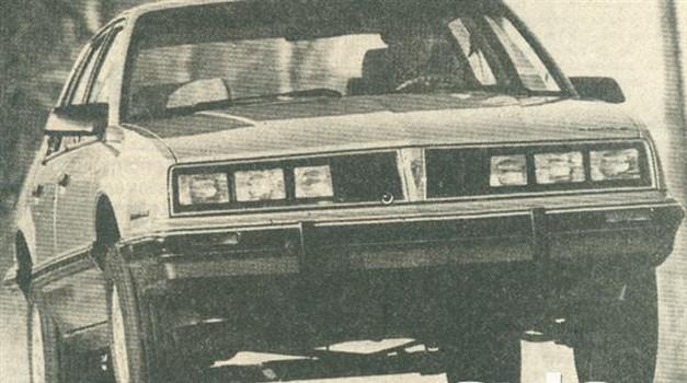 Pontiac 6000 STE