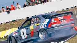 Tretja in četrta dirka AM drift pokala 2007