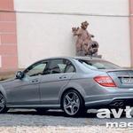 Mercedes-Benz C 63 AMG (foto: Vinko Kernc)