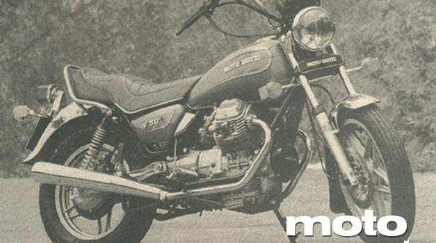 Moto Guzzi V 50 custom