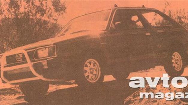 Subaru 1600 4wd