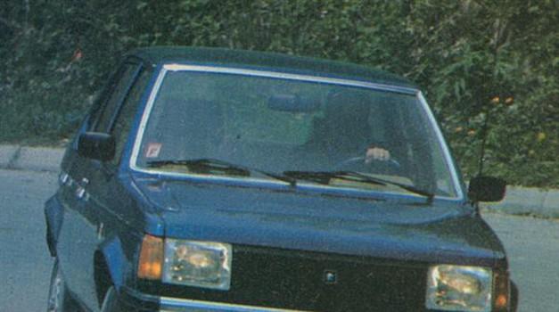 Talbot Simca Horizon LS